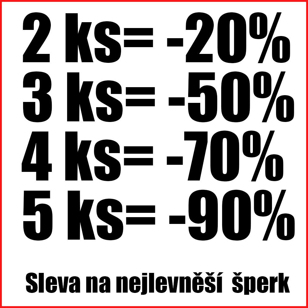 Akce 20, 50, 70 a 90%