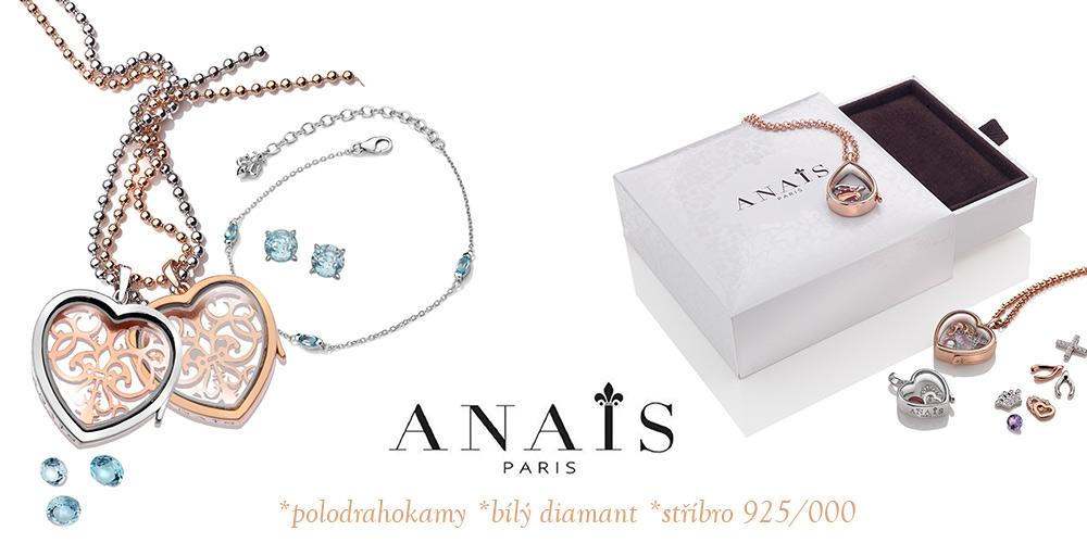 Novinky kolekce Anais