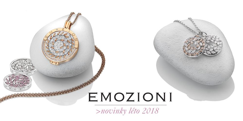 Emozioni - novinky léto 2018