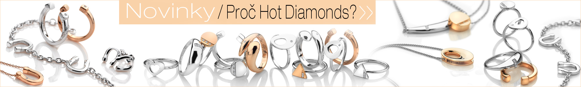 Nové Hot Diamonds