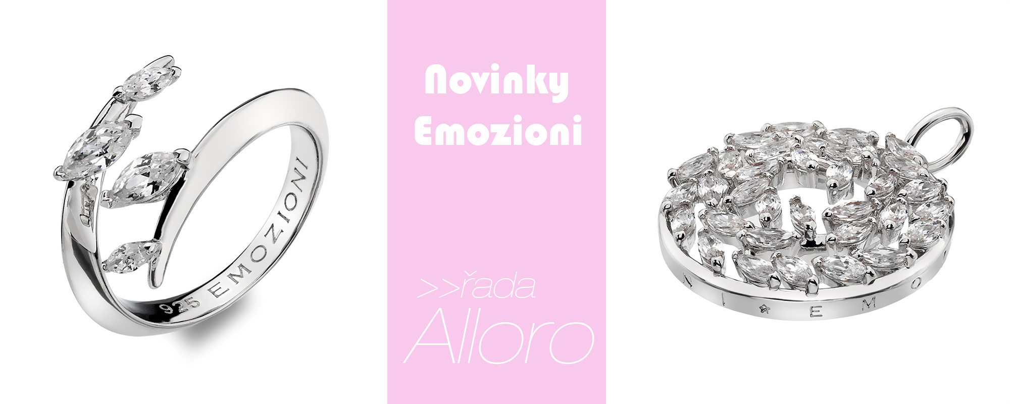 kolekce Emozioni Alloro