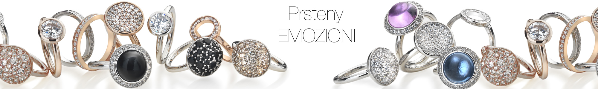 Emozioni prsteny