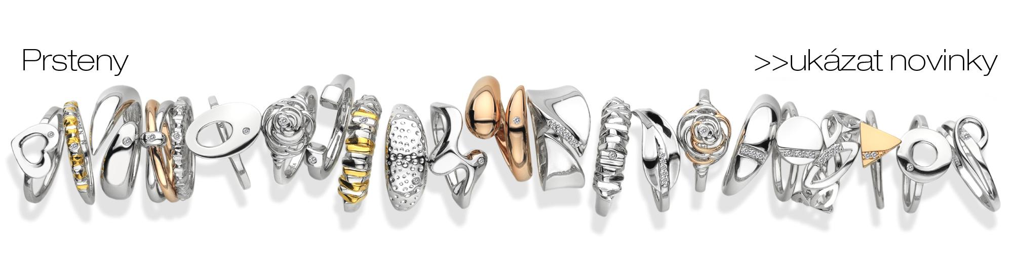 prsteny - Novinka