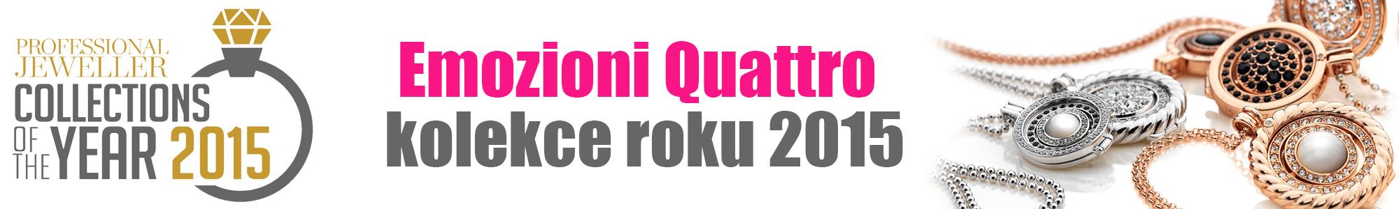Emozioni - Quattro - v�t�z roku 2015..