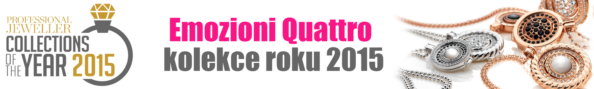 Emozioni - Quattro - vítěz roku 2015..